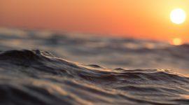 Bild på vatten